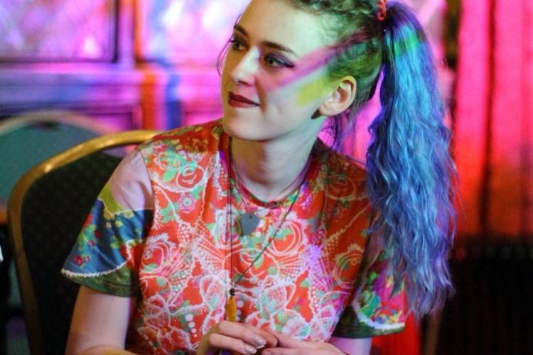 Evie Barrand